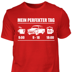 Mein perfekter Tag - Trabant
