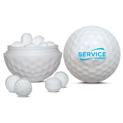 Golf Ball Mint Sweets