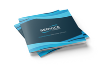 Service Express Overview Booklet - Bundles of 25