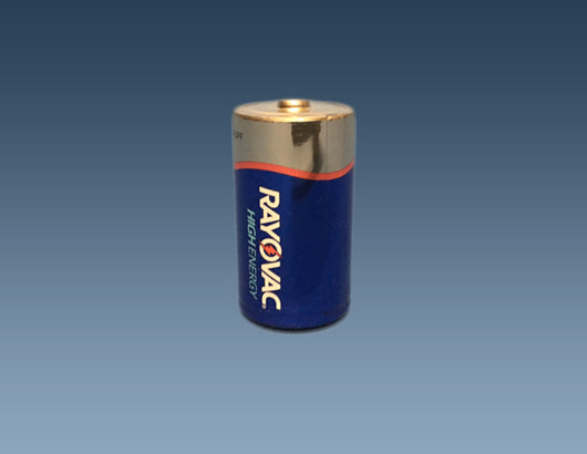 Battery, D-Cell