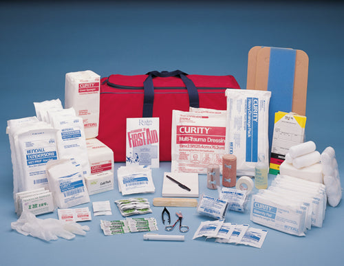 Corporate Medical Kit X-Large (50 Injuries)