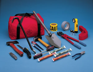 Rescue Tool Cache, Nylon bag