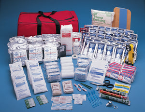 Corporate Emergency Kit 10 Person (w/o water)