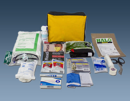 Bleed Control Trauma Response Kit