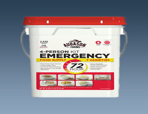 K2700 72-Hour 4-Person Emergency Food Supply Kit