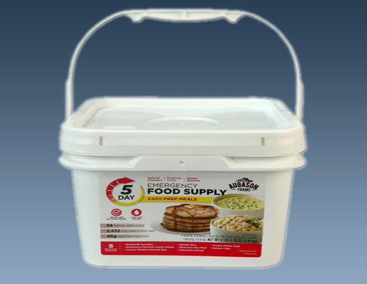 K2701 5-Day Emergency Food Supply Kit