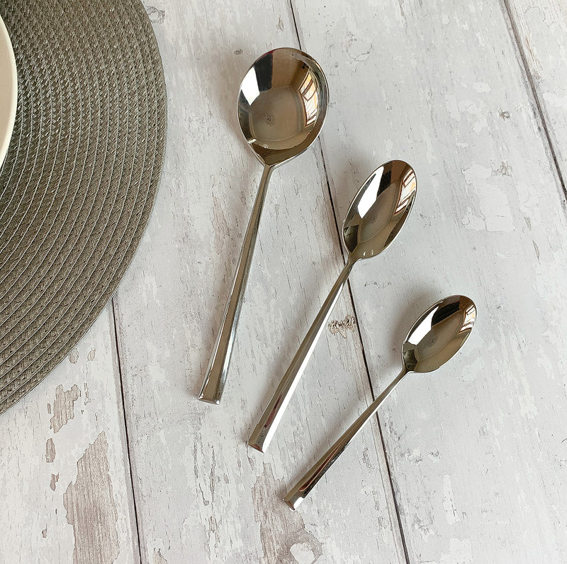 Duetto Mocha Spoon - Set of 6 - Nick Munro