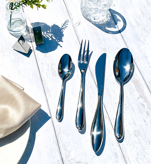 24 Piece Venezia Cutlery Set - Nick Munro