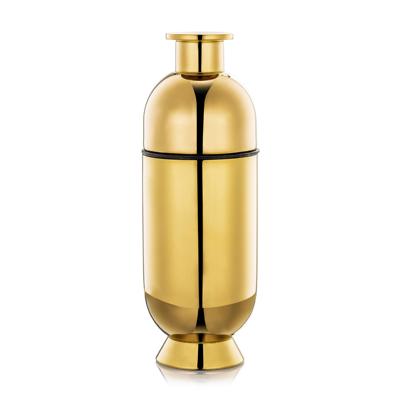 Trombone Cocktail Shaker Gold - Nick Munro