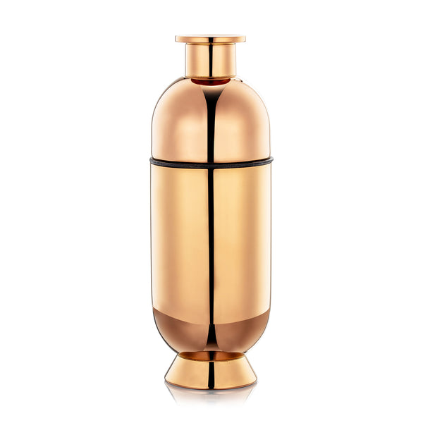 Trombone Cocktail Shaker Copper