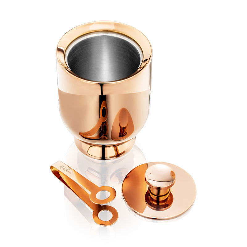 Trombone Ice Bucket Copper