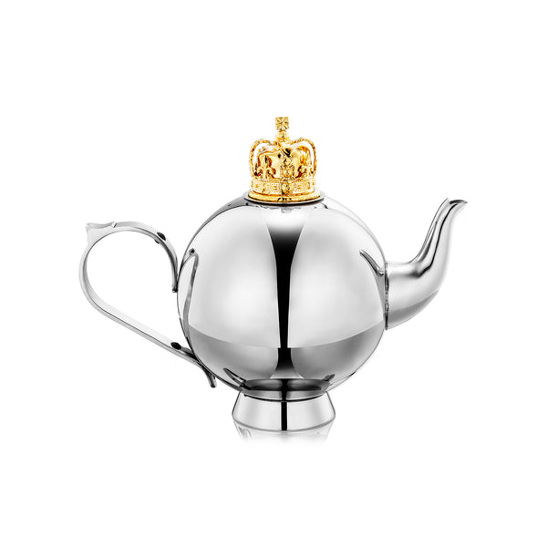 Queen's Tea Pot Large - Nick Munro