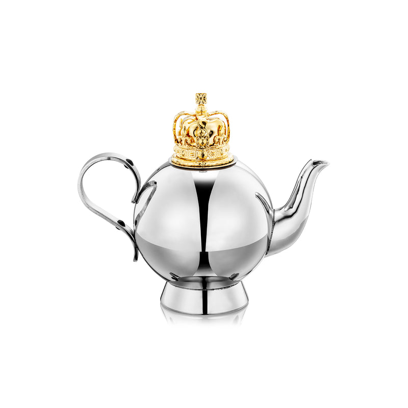 Queen's Tea Pot Small - Nick Munro
