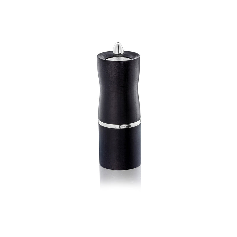 Small Noir Pepper Grinder Ebony - Nick Munro