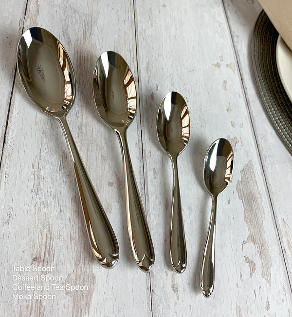 Venezia Coffee Spoon - Set of 6 - Nick Munro