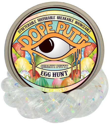 Egg Hunt - Shop Dope Putty - Dope Slimes
