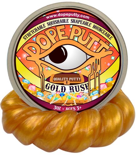 Gold Rush Dope Putty dopeputty