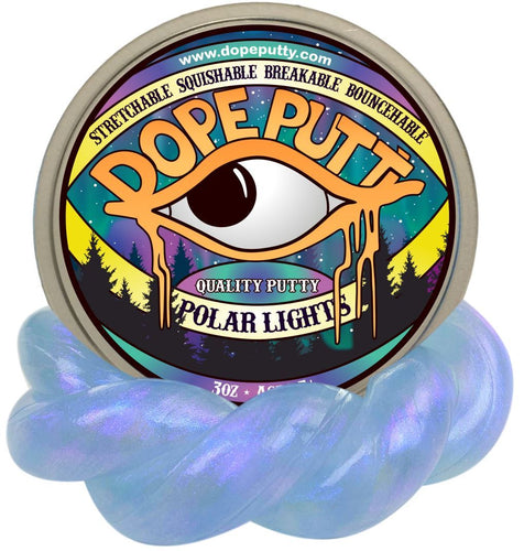 Polar Lights - Shop Dope Putty - Dope Slimes