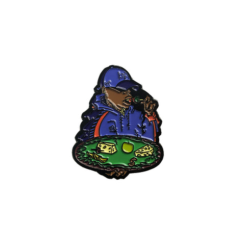APPETIZERS (EP) PIN