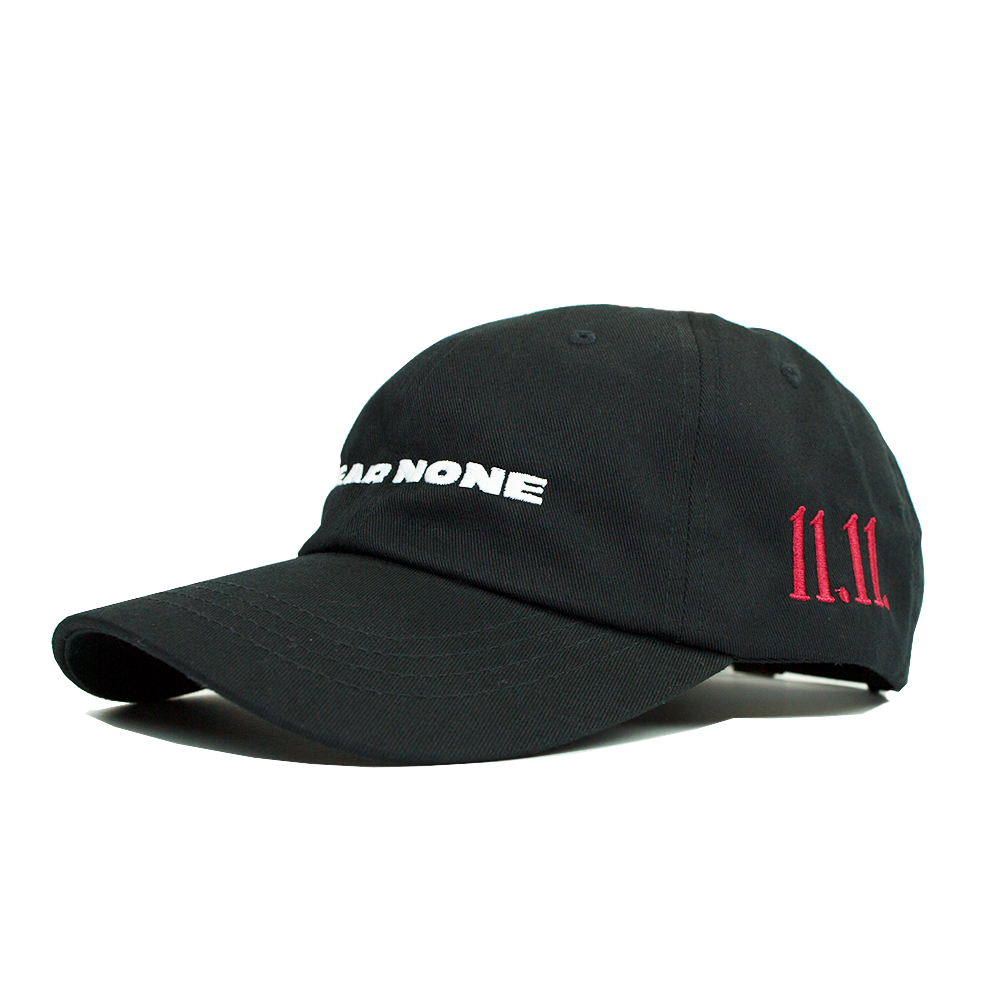 Fear None Hat (Black)