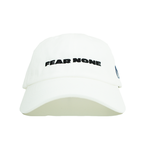 Fear None Hat (White)