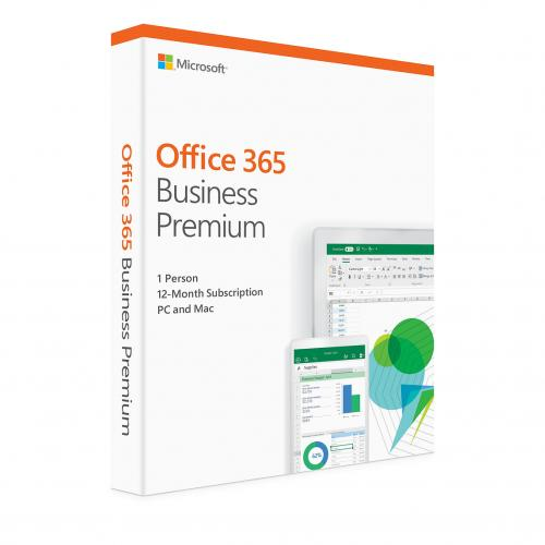 Microsoft Office 365 Business Premium (KLQ-00429)