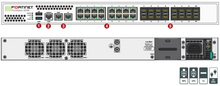 Load image into Gallery viewer, Fortinet Fortigate 300E Series Next Generation Firewall