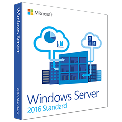 Microsoft Windows Server 2016 Standard - 16 Core (P73-07113)