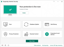 Load image into Gallery viewer, Kaspersky Internet Security 3 User