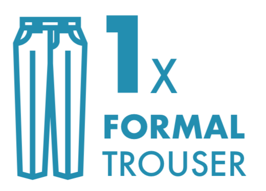 Dry Cleaning: Formal Trousers