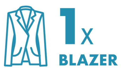 Dry Cleaning: 1 Blazer