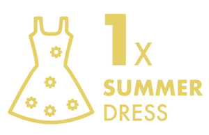 Dry Cleaning: 1 Summer Dress