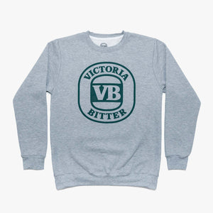 Big Grey Crewneck Jumper