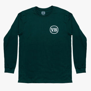 Classic Long Sleeve Tee Green