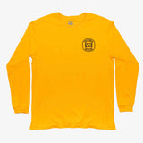 Very Best Long Sleeve Tee Yellow