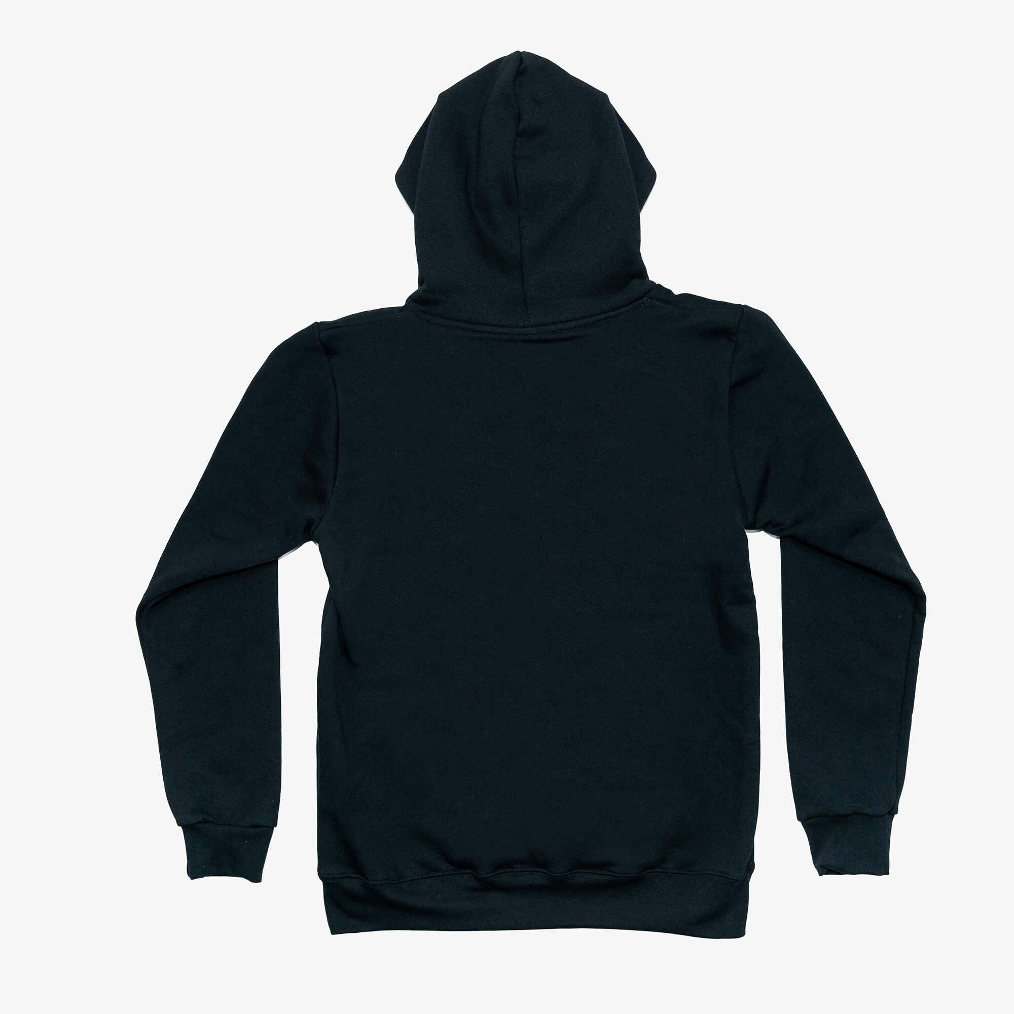 Hard Earned Hoodie Black