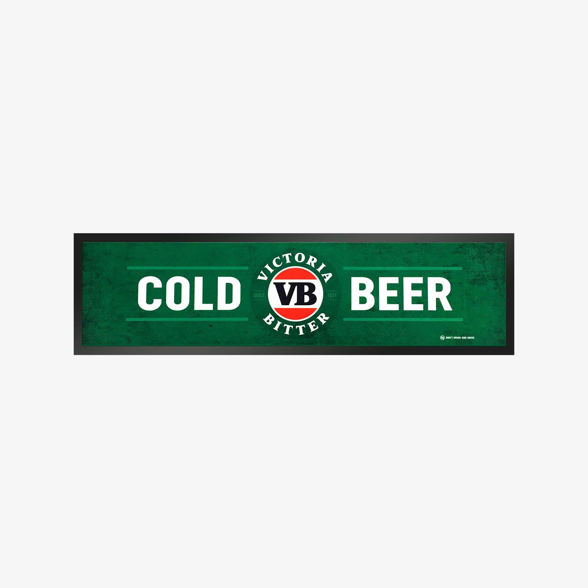 Big Cold Bar Mat