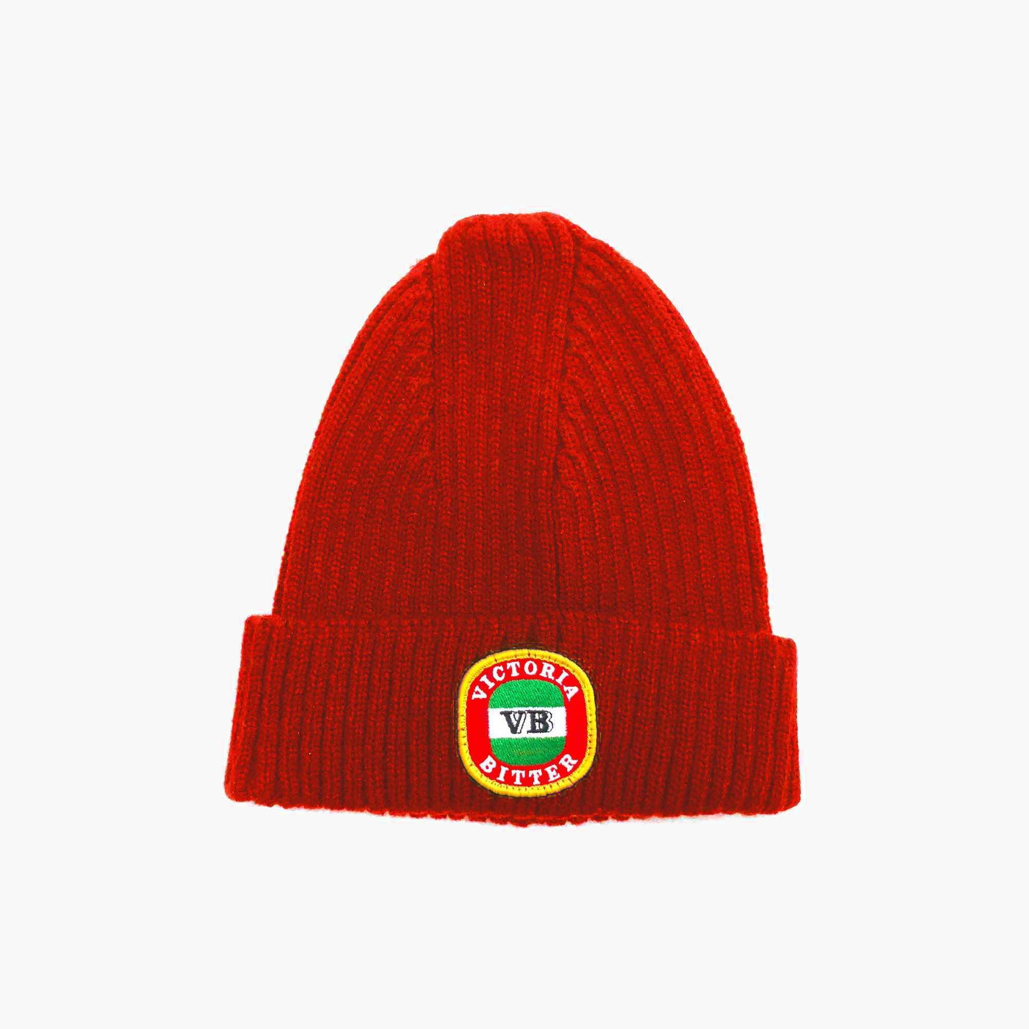 Big Red Beanie