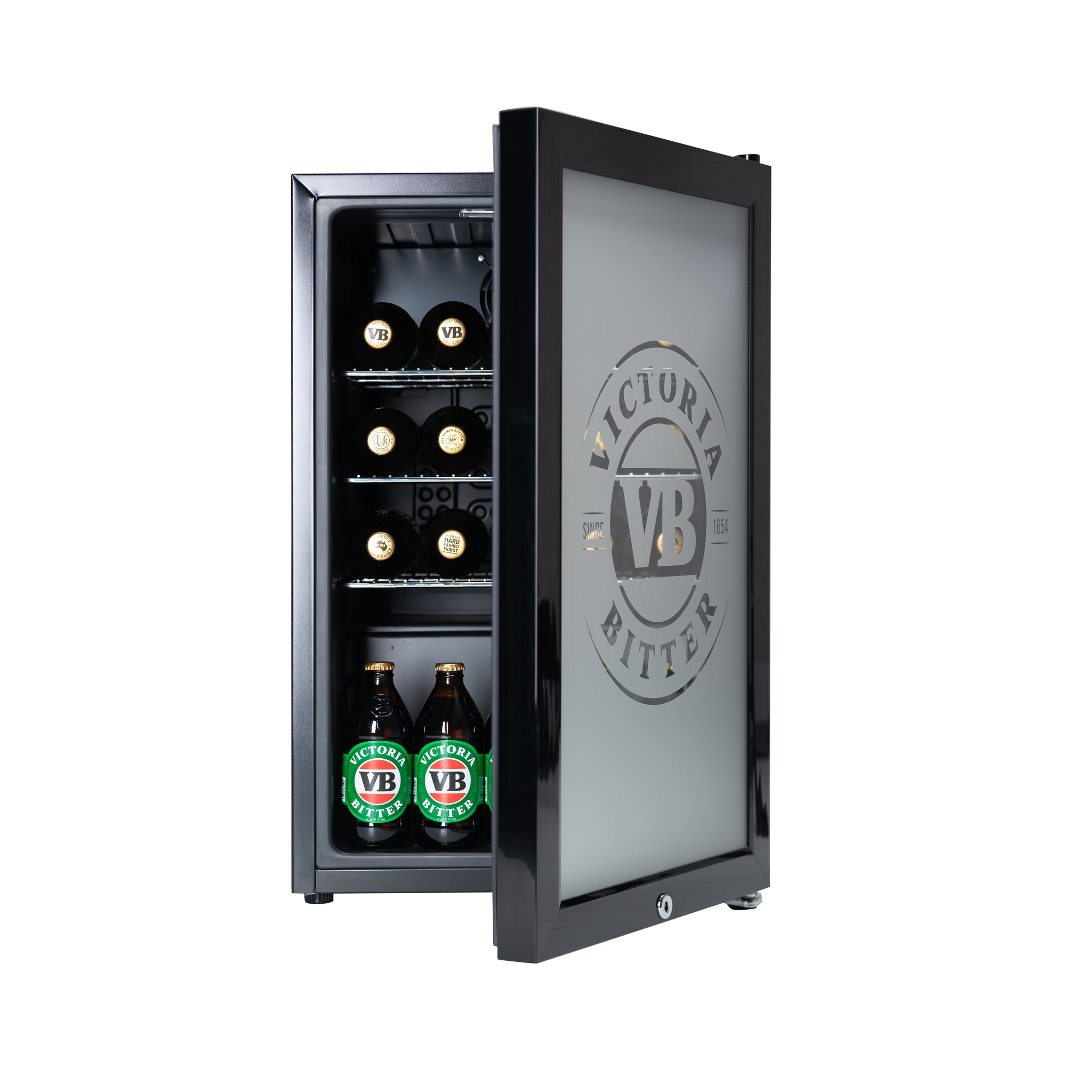 Very Best Glass Door Bar Fridge (70L)
