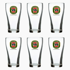 425ml Conical Glasses (Pack of Six)
