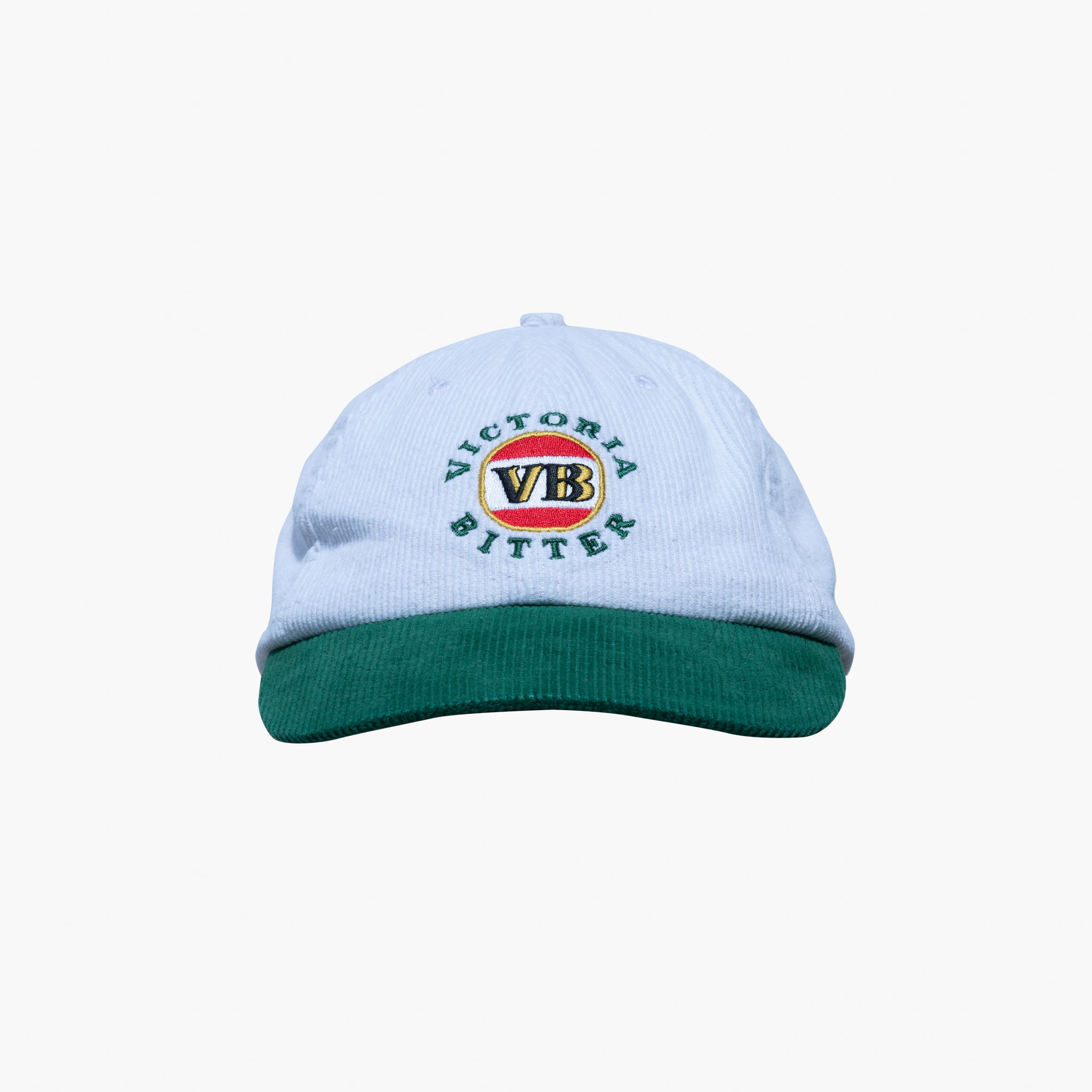 Big Two-Tone Cord Cap