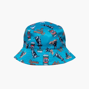 Party Dog Reversible Bucket Hat