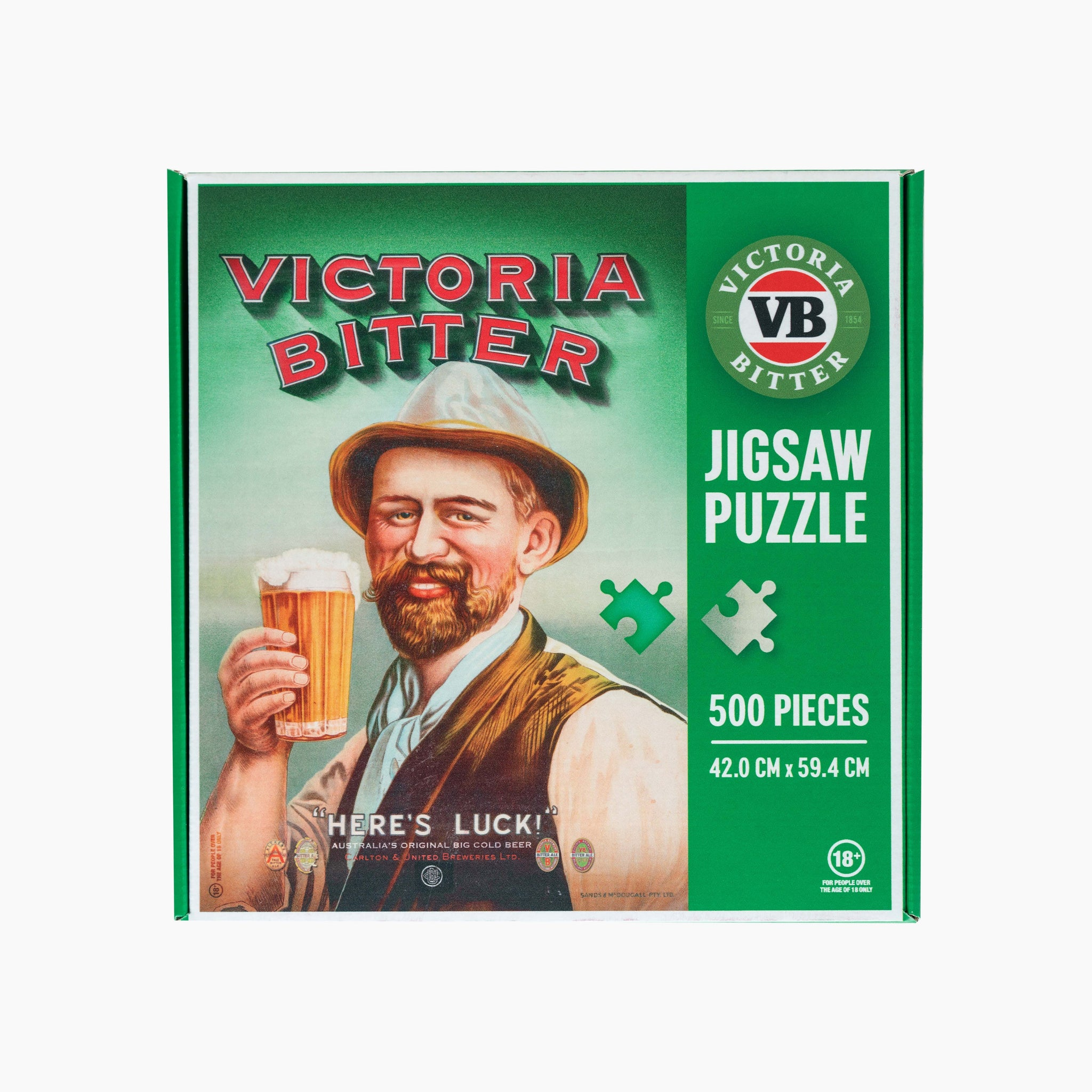 Here's Luck Jigsaw Puzzle