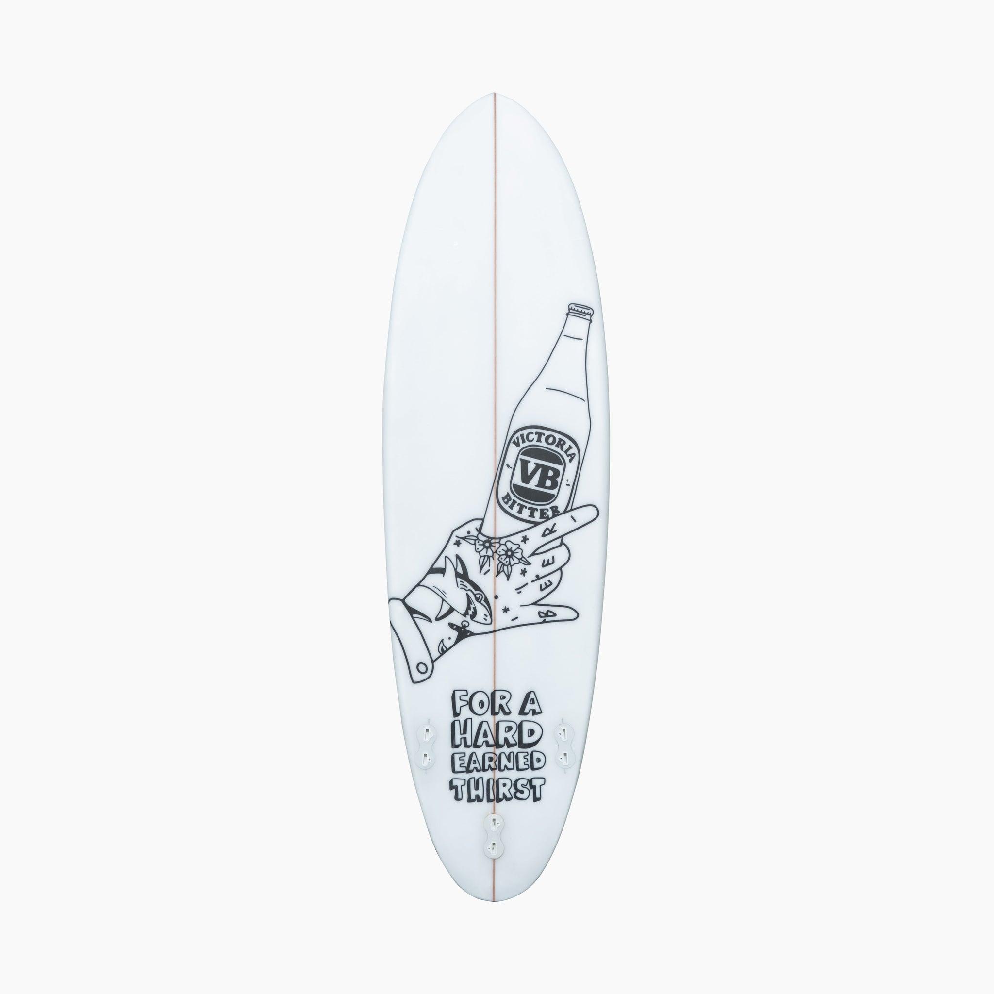 Very Best Surfboard - The Hidden