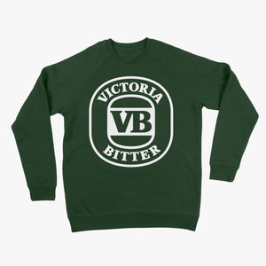 Big Green Crewneck Jumper
