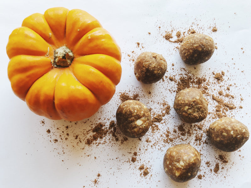 Recipe: Pumpkin Spice Bites