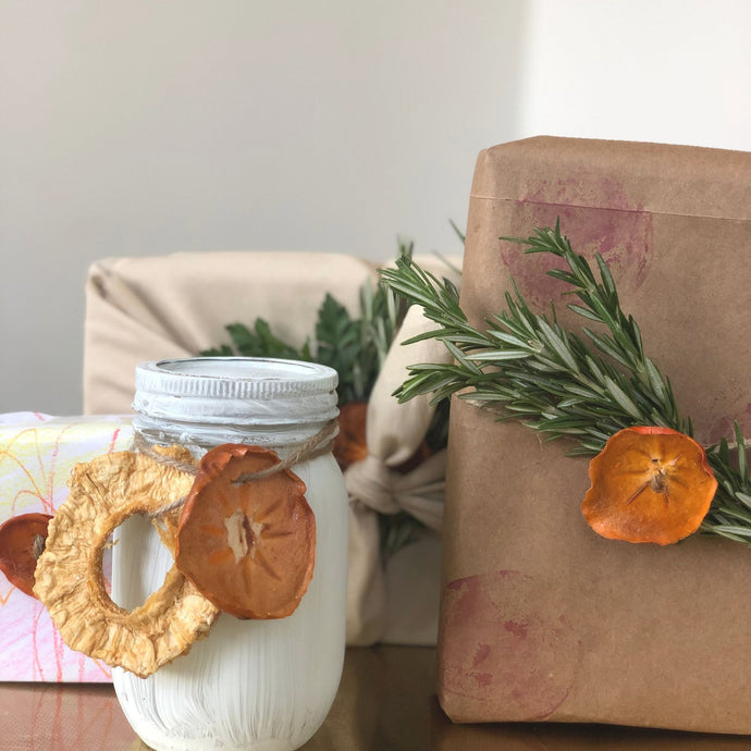 3 Low Waste Wrapping Paper Alternatives
