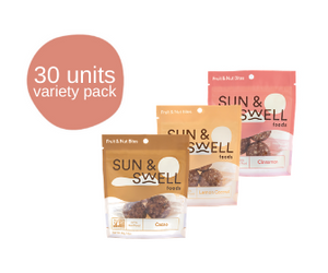 30 Count Variety Pack (Bulk - Save 20%)
