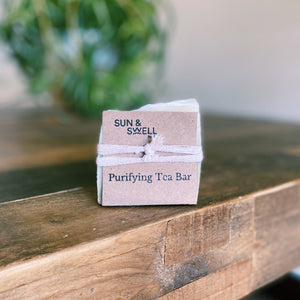 Purifying Tea Bar Soap