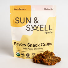 Load image into Gallery viewer, Savory Snack Crisps